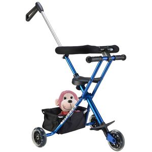 Latest Product Attractive Style Pu Light Wheel Pretty Kids Lightweight Baby Stroller