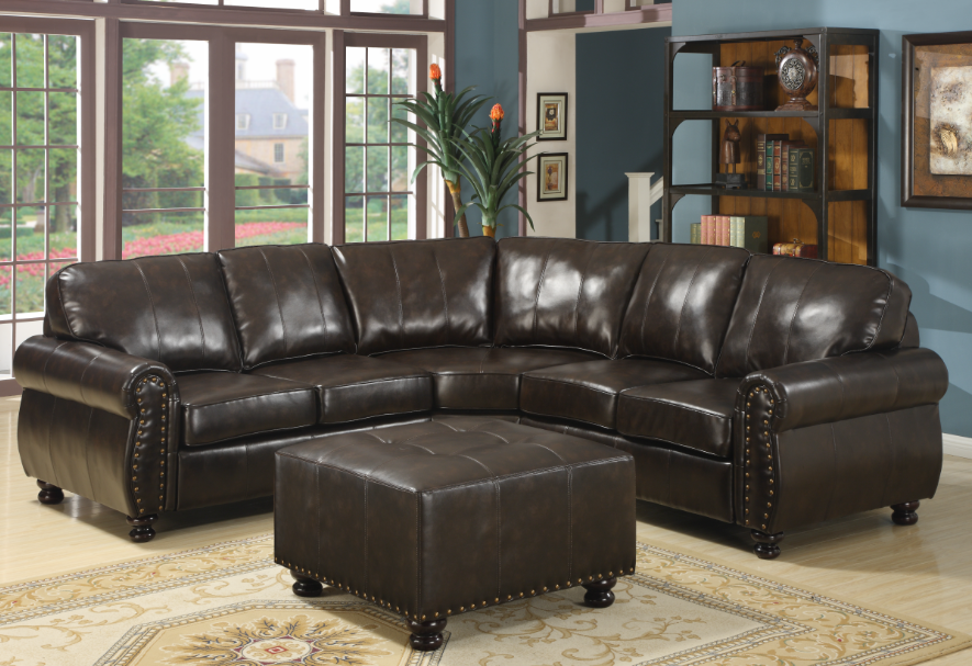 Good Modern Leather Living room sofa motion sofa ZOY/corner sofa- 9178
