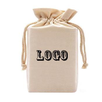 e1cd00657 Impressão Do Logotipo personalizado cordão mochila saco de viagem da lona  bolsas, brindes promocionais tecido
