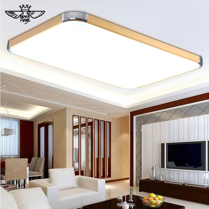 2015 surface mounted modern led ceiling lights for living room light fixture indoor lighting. Black Bedroom Furniture Sets. Home Design Ideas