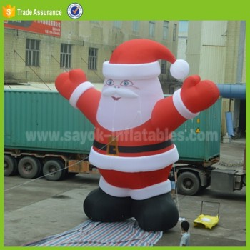 inflatable christmas santa claus igloo large inflatable christmas party decorations