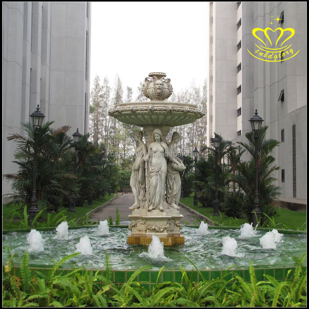 French Garden Fountains, French Garden Fountains Suppliers And  Manufacturers At Alibaba.com
