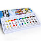 12x12ml Richly Pigmented Oil Colour Introductory Set