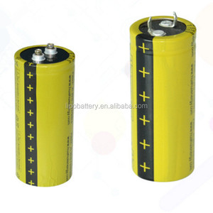 Factory direct supply 18650 lithium titanate battery 1300mah 2.4v