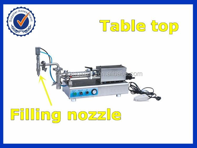 manual bottle filling machine suppliers