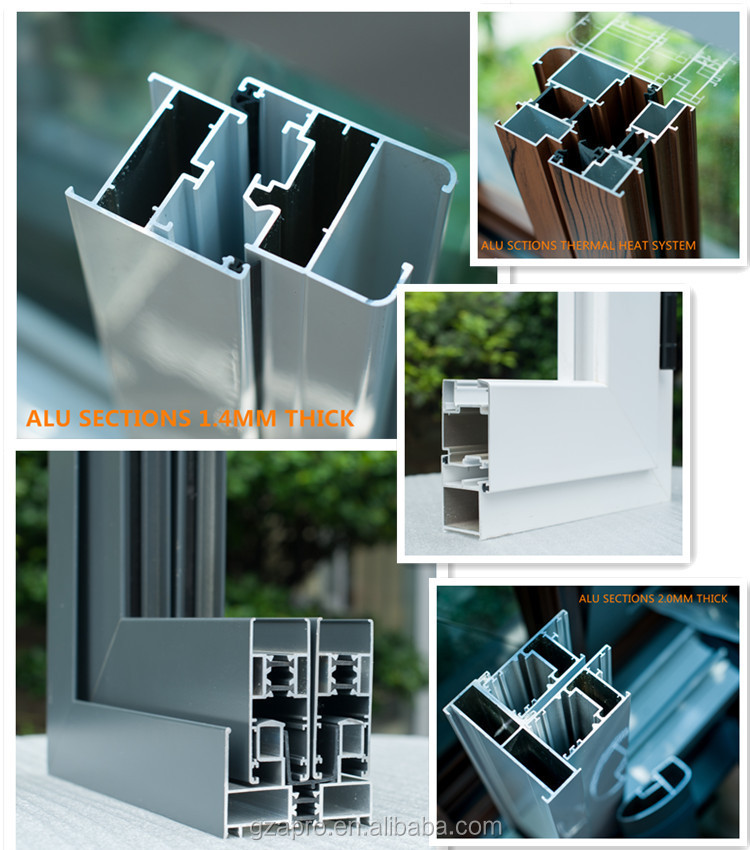 House Gate Design Folding Door Hinge Front Door Design China