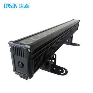 Hot Sale Outdoor IP66 LED Bar 18x 4-in-1 8W RGBW 6 Sections LED Wall Washer Light