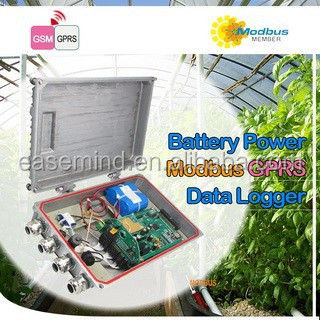 Battery Low Power Modbus Gprs Data Logger For Hdpe Pipe Butt ...