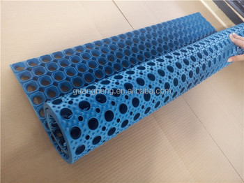 Drainage Rubber Mat Boat Deck Mats Interlocking Floor Tile