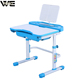 Children Table Chair Set Learning Desk Drawing Adjustable Reading Kids Table For Studying