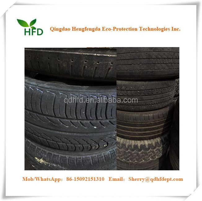 container load used tires