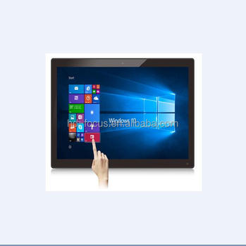 15 Inch Touch TV Screen Monitor With Capacitive Touch