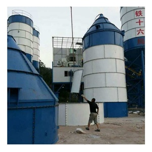 Engineering and construction machinery High quality 200 tons flake cement tank the cement silo for sales cement plant hopper typ