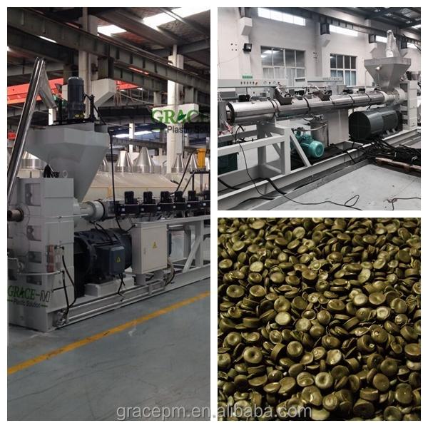 Recyclage du plastique et le machines granulateur plastique id de produit 603 - Machine pour recycler le plastique ...
