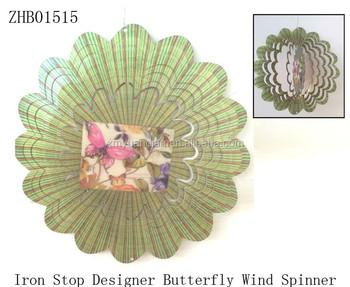 Wholesale Butterfly Design 3d Garden Wind Spinners - Buy Garden Wind ...
