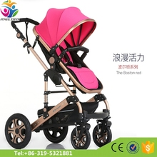 Germany luxurious metal baby doll pram stroller manufacturer