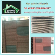 Wall side Flashing Roof tile/Colorful classic metal roofing sheet/stone coated steel roof tiles