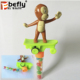 Novelty pull back monkey toy candy dispensers in bulk