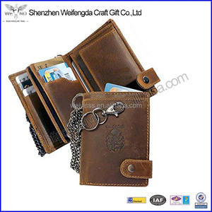 167d48cf5d Brown Leather Wallet Mens, Brown Leather Wallet Mens Suppliers and  Manufacturers at Alibaba.com
