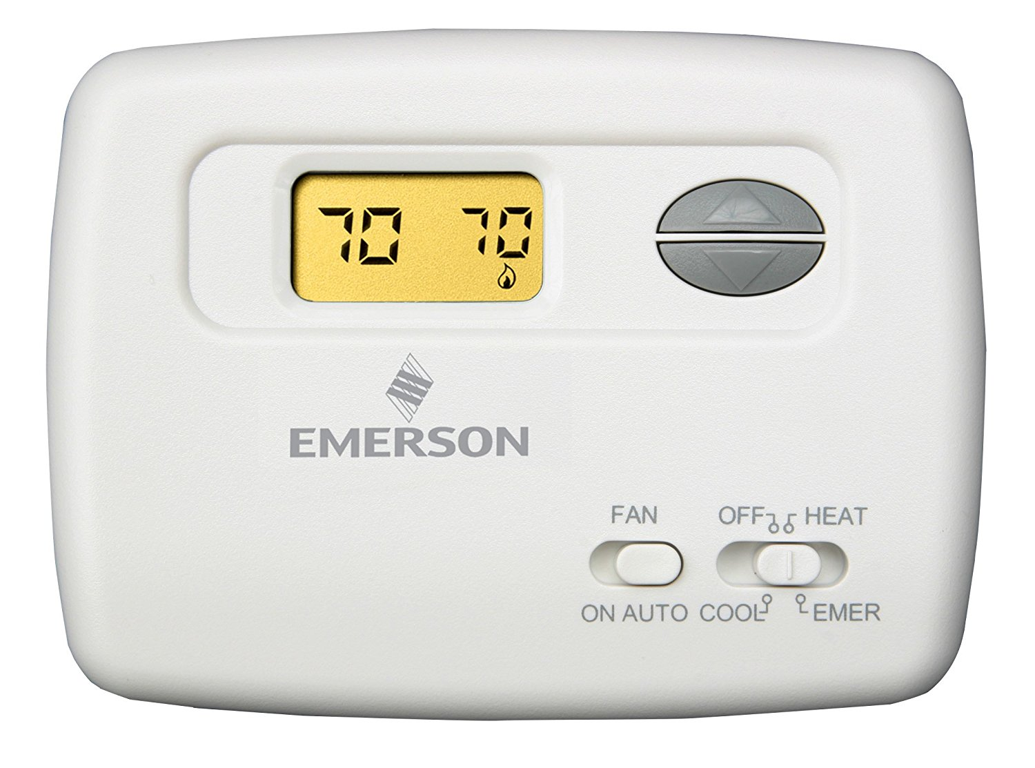 Get Quotations · White-Rodgers Thermostat Comfort Set 1F79-111