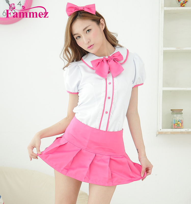 A sexy school girl is the ultimate fantasy, and with the selection from 3 Wishes, you can make sure it comes true! From a sassy plaid skirt to sultry knee socks, you can find everything you need to .