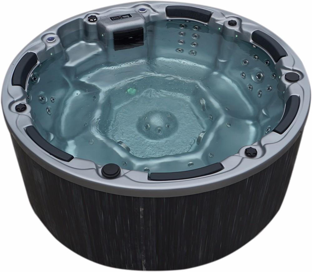 hot round spa asp lucite shell in jupiter desert balboa controls horizon p tub diameter