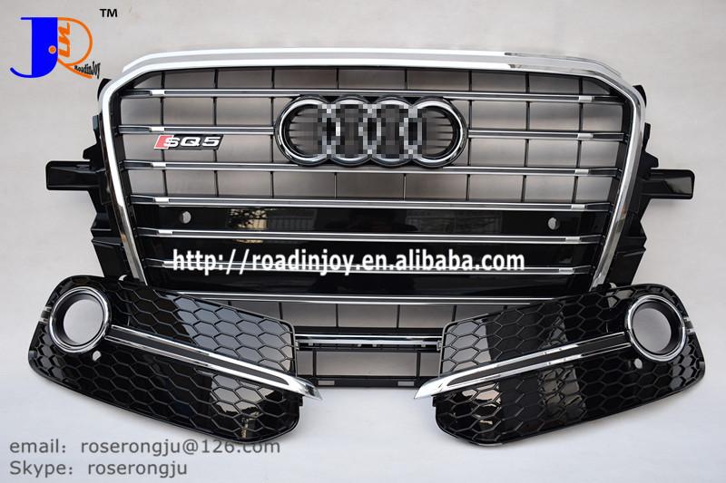 Wholesale New Q5 Rsq5 Chrome Grille For Audi Q5 Sq5 Car
