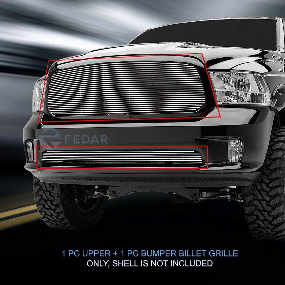 Fedar Billet Grille Insert for 2013-2015 Dodge Ram 1500