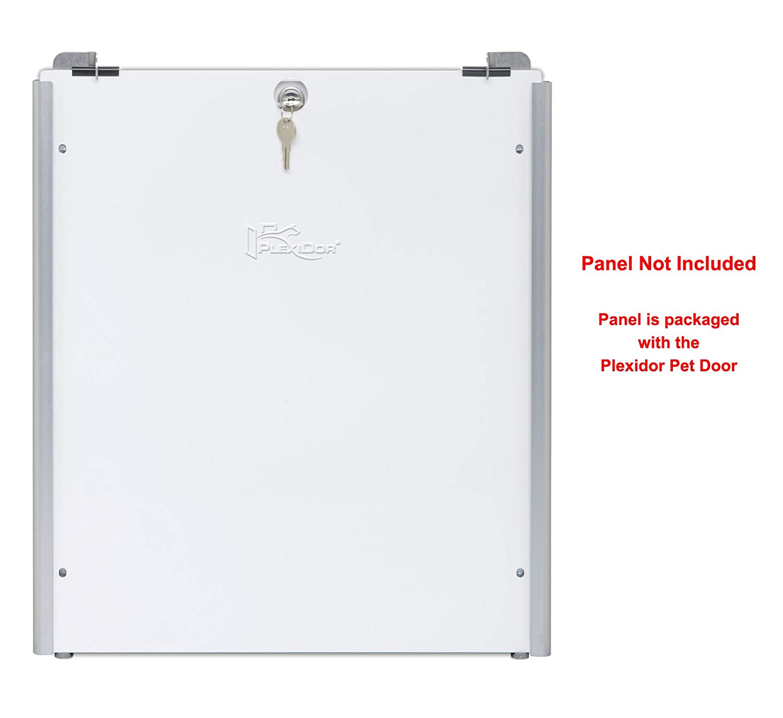 GRW-PNLSECPLX-3 Gator Rackworks Rack Mount Hinged Plexi Security Panel; 3U Size