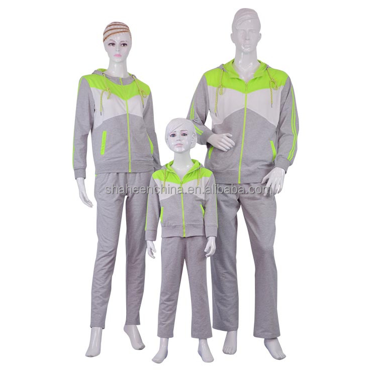 Wholesales custom Hot Sale Sports set Activewear Costume For Kids