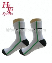2018 Elite compression custom cycling socks for sports