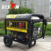 BISON CHINA TaiZhou Honda 12v DC 15hp Gasoline Generator Air Cooled