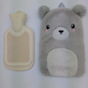 Colorful Hot Water Heat Bottle Rubber Warmer Bag Cute Fleece Animal Hot Water Covers