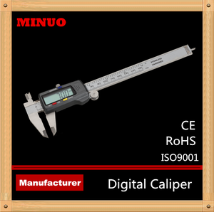 Good Finishing Digital Caliper factory from china supplier.