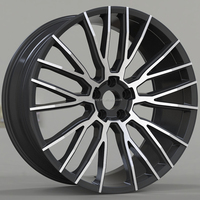 Chinese manufacturer 23 inch BM replica alloy with pcd 5x120