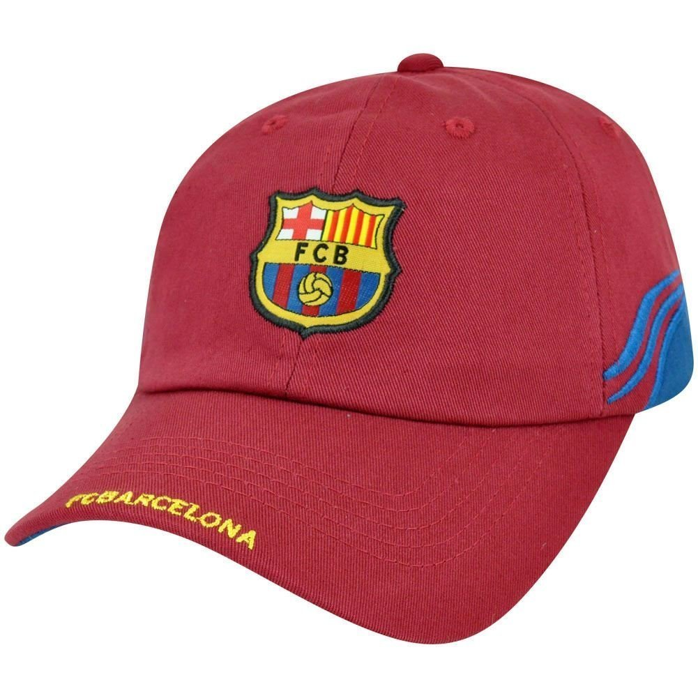 2dd693213ef Fc Barcelona Hat Cap Adjustable Rhinox Group Lionel Messi 10 Cap FCB