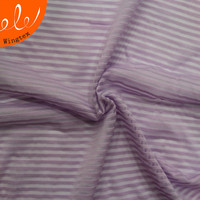 jacquard satin polyester dress fabric