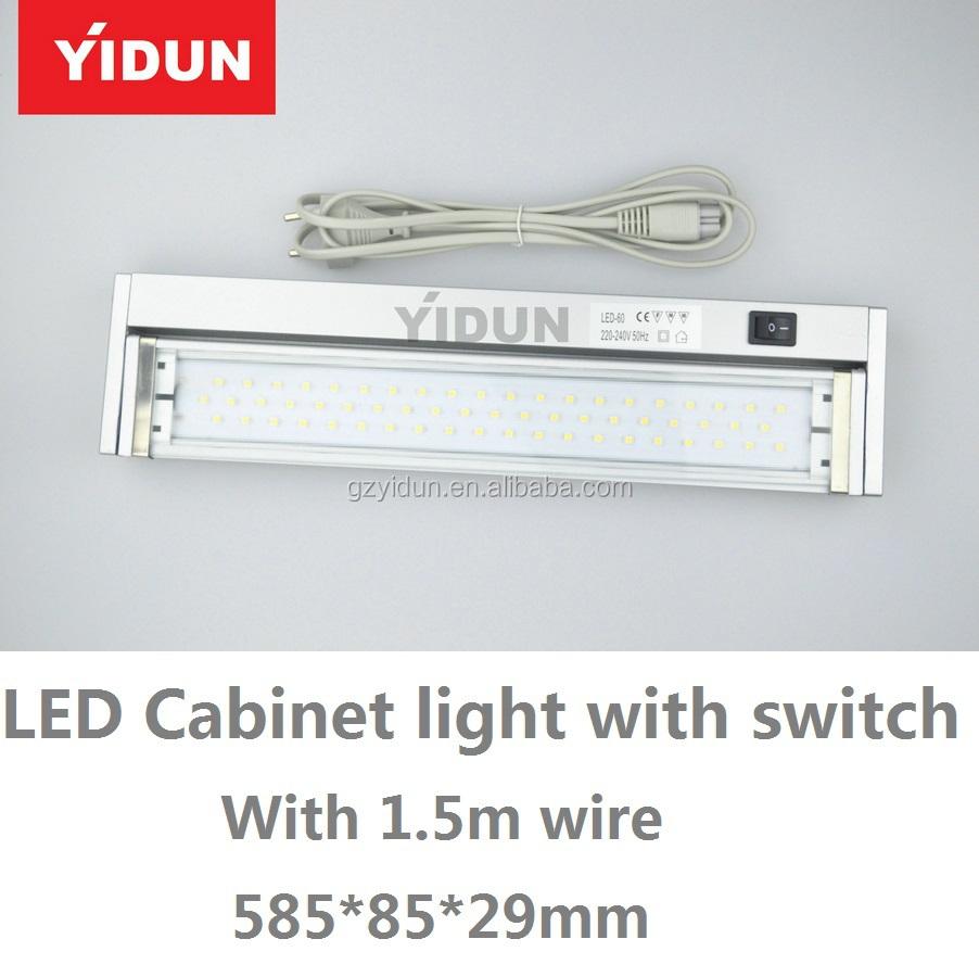 Manufacturer Led Cabinet Lights Switch Control /slim / Surface ...