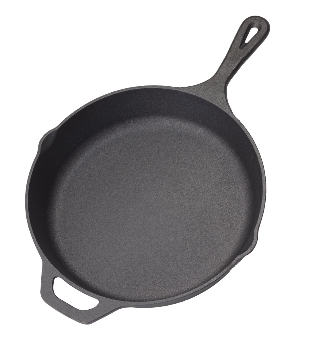 Pre-Seasoned Cast Iron Skillet – 12.5 Inch | Superb Heat Retention | Heavy Duty Nonstick Bakeware| Evenly Cooking | Nonstick Frying Pan | Rust Resistant | for Home Cooking & Commercial Kitchen