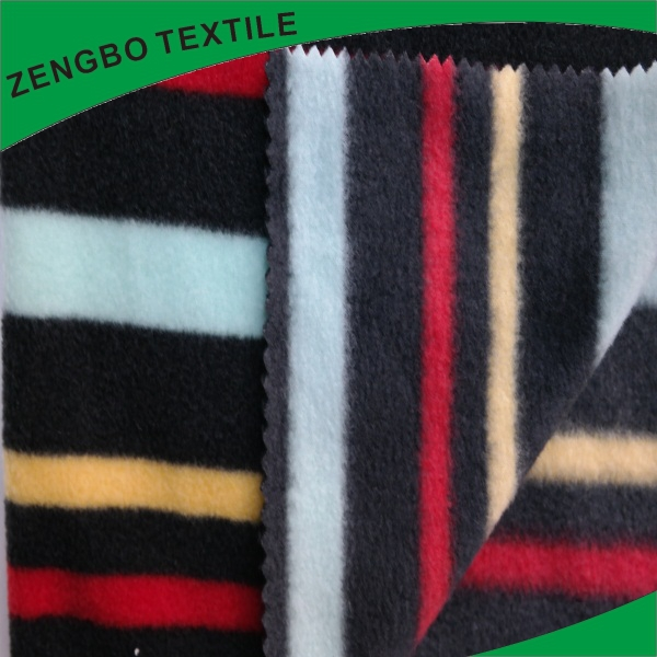 Cheap price 2 layers waterpfood polar fleece bonded fabric with high quality