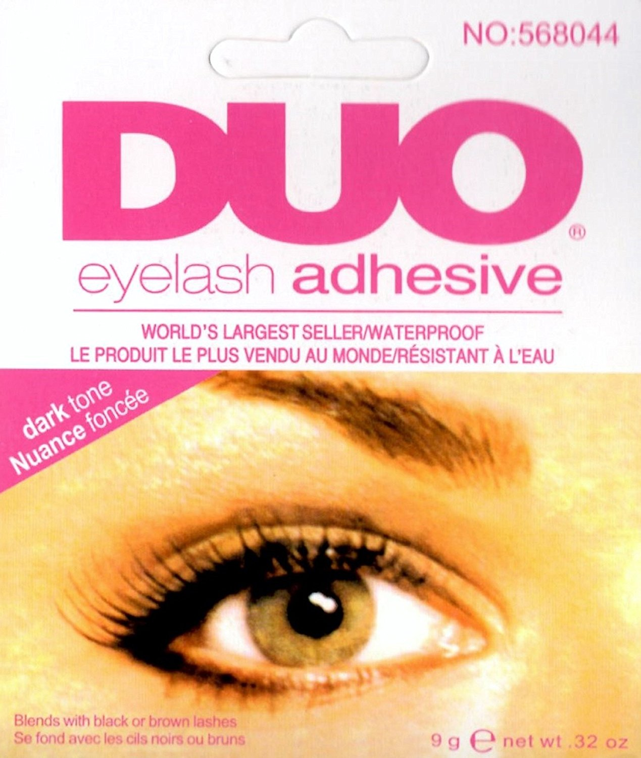 Buy Waterproof Eyelash Adhesive Glue Clear Fake False Lashes