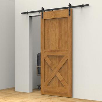 American Style 2 Panels Sliding Closet Doors For Sale
