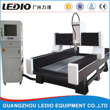 China ledio Acrylic / MDF/ PVC / Metal / Stone / Furniture / Door Making Cutting Engraving Machine 1325 CNC Wood Router in stock