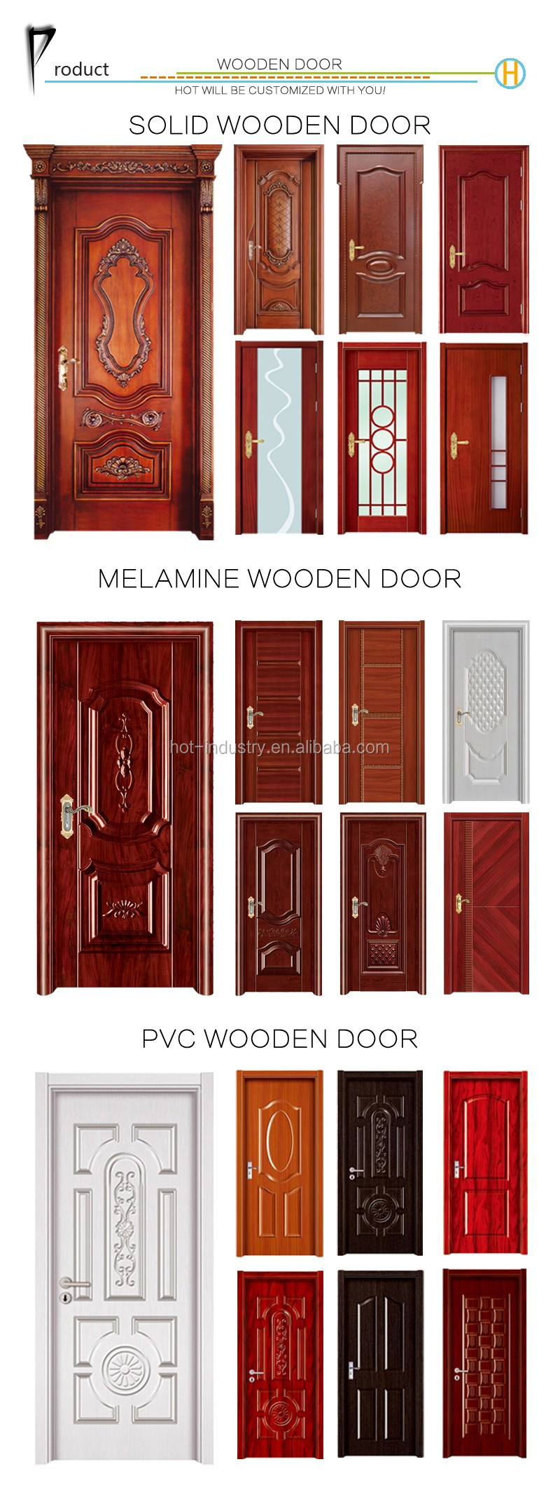 2018 Latest Design Interior Melamine Wooden Door Teak Wood Main Door Designs Modern Wood Door Designs Buy Interior Wooden Door Teak Wood Main Door