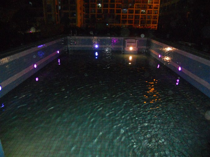 Underwater Solar Pool Lights Led