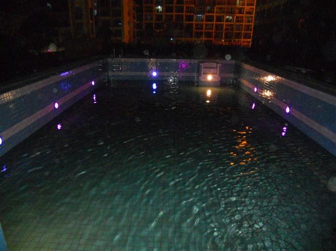 Underwater Solar Pool Lights |led Pool Light