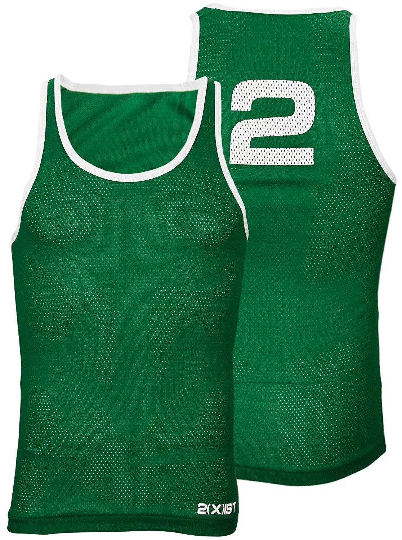 Many Colors 2xist Sport Men/'s Mesh Tank Top Sleeveless Shirt