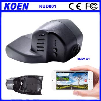 Hidden Wifi Sony Dashcam 1080p Car Dvr For Bmw X1 Manual Dash Cam