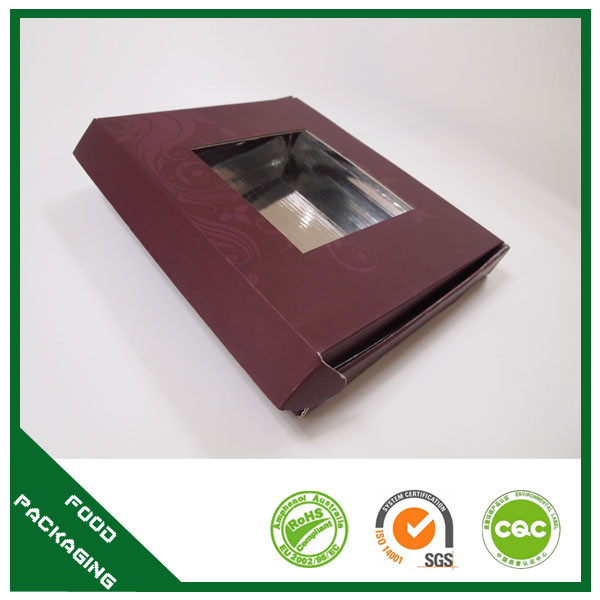 paper chocolate bar packaging box made in china