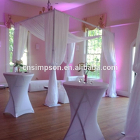 Gorgeous product drape and pole system wedding backdrops for sale backdrop pipe and drape for wedding